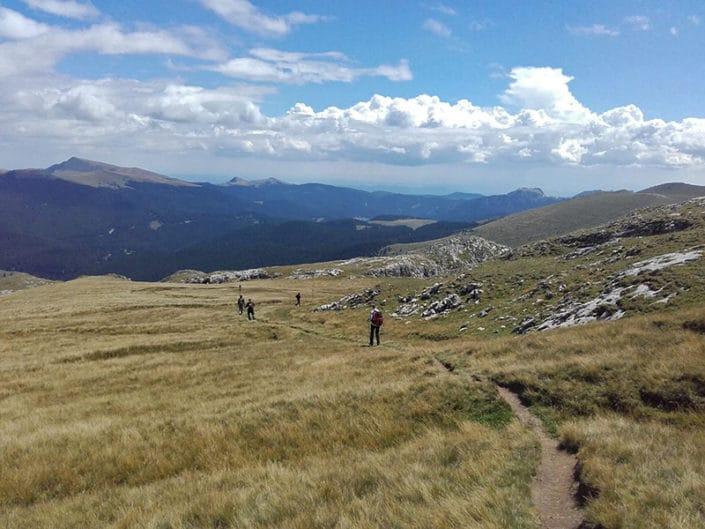 Séjour randonnée accompagnée Roumanie - Transylvanie