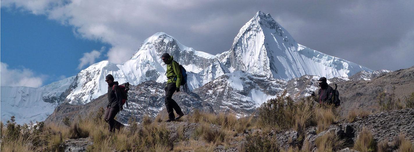 trek au pérou avec guide - ROUTE INCA DE PACHACAMAC