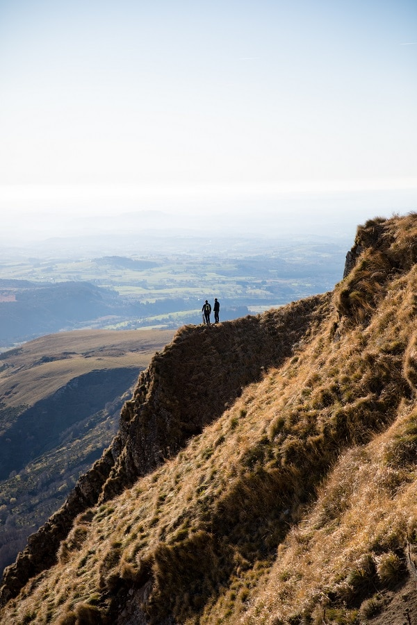tour des lacs d'Auvergne - trek en France dans le Massif Central