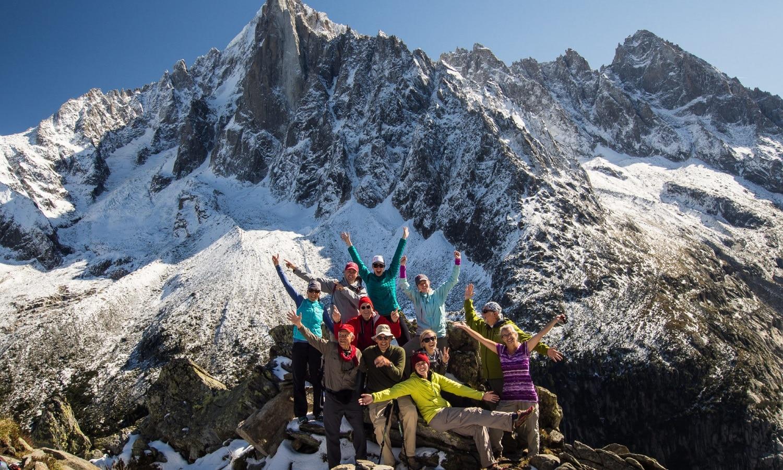 trek tour mont blanc tmb