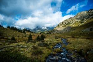 trek en france - traversée des Pyrénées GR10