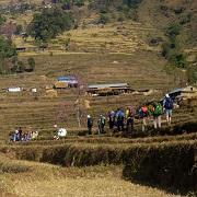 trek au népal langtang haute route jour 3