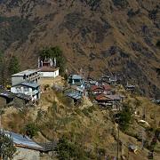 village au langtang