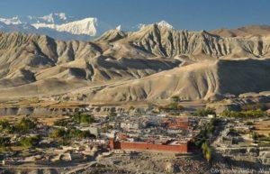 Trek Haut Mustang Lo Mantang Népal