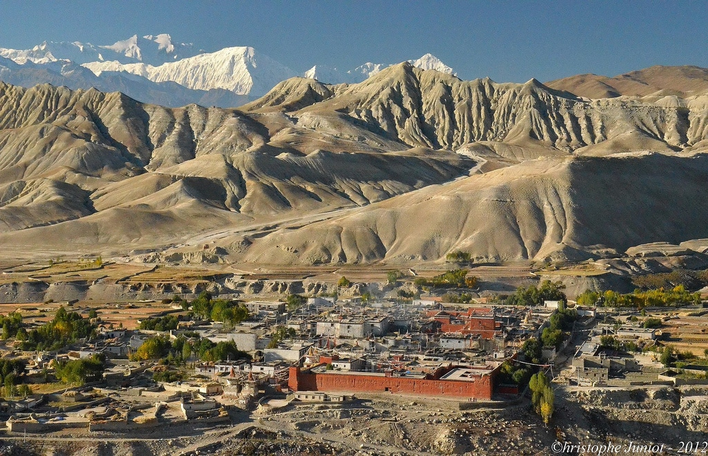 Trek Haut Mustang Lo Mantang Népal | WATSE