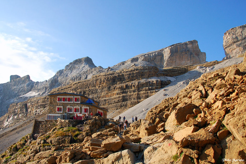 refuge de montagne des sarradets