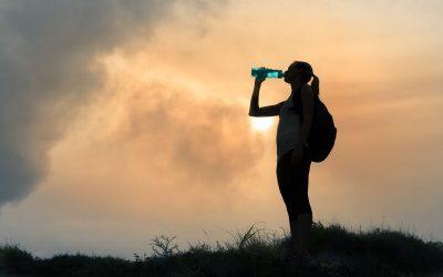 Comment purifier de l'eau en randonnée ?