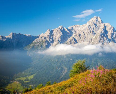 focus sur les dolomites trek en italie