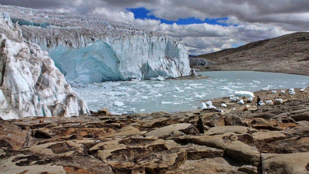 glacier quelccaya perou expédition