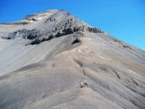 trek vallée du haut giffre avec guide