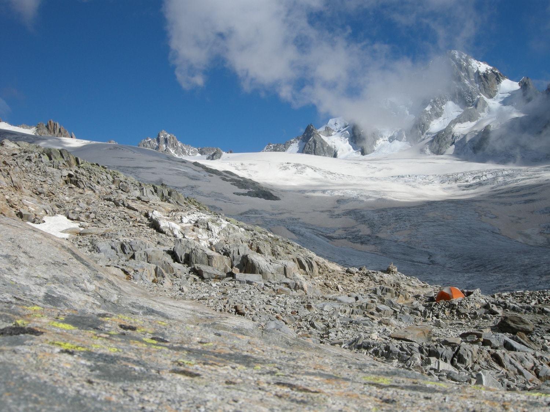 haute route tour du mont blanc