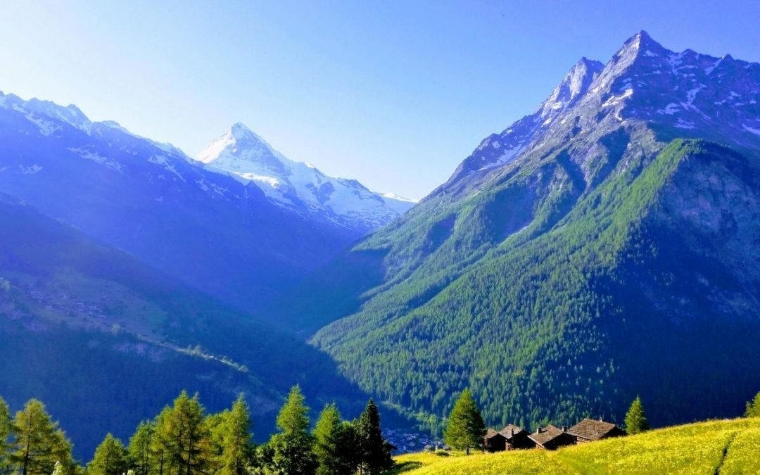 Focus sur le Grand Tour du Valais Haut-Giffre