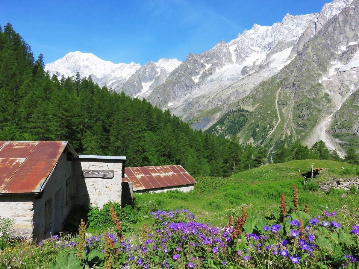 Versl e refuge Bonnatti