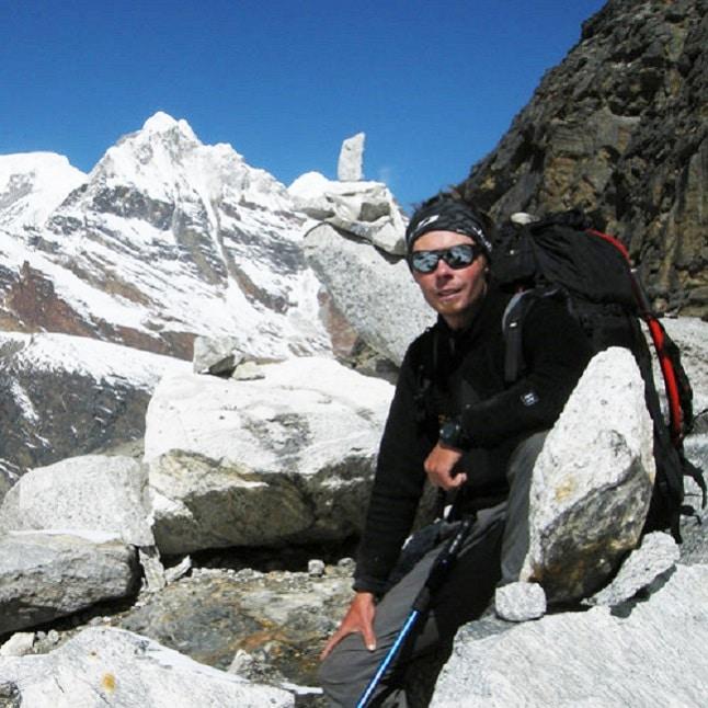 guide de trekking pierrick