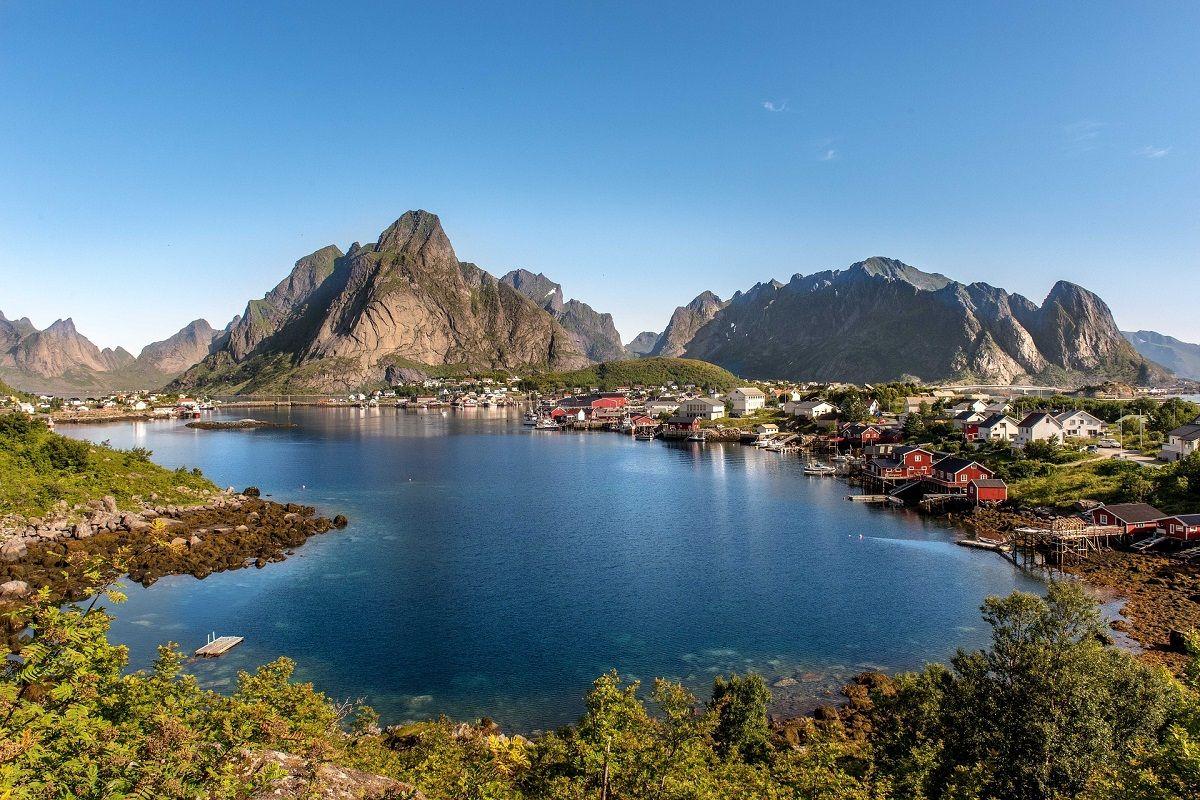 reine-séjour-randonnée-norvege