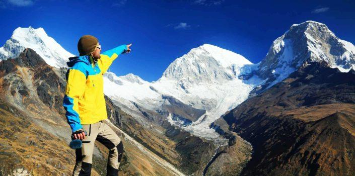 accompagnateur en montagne