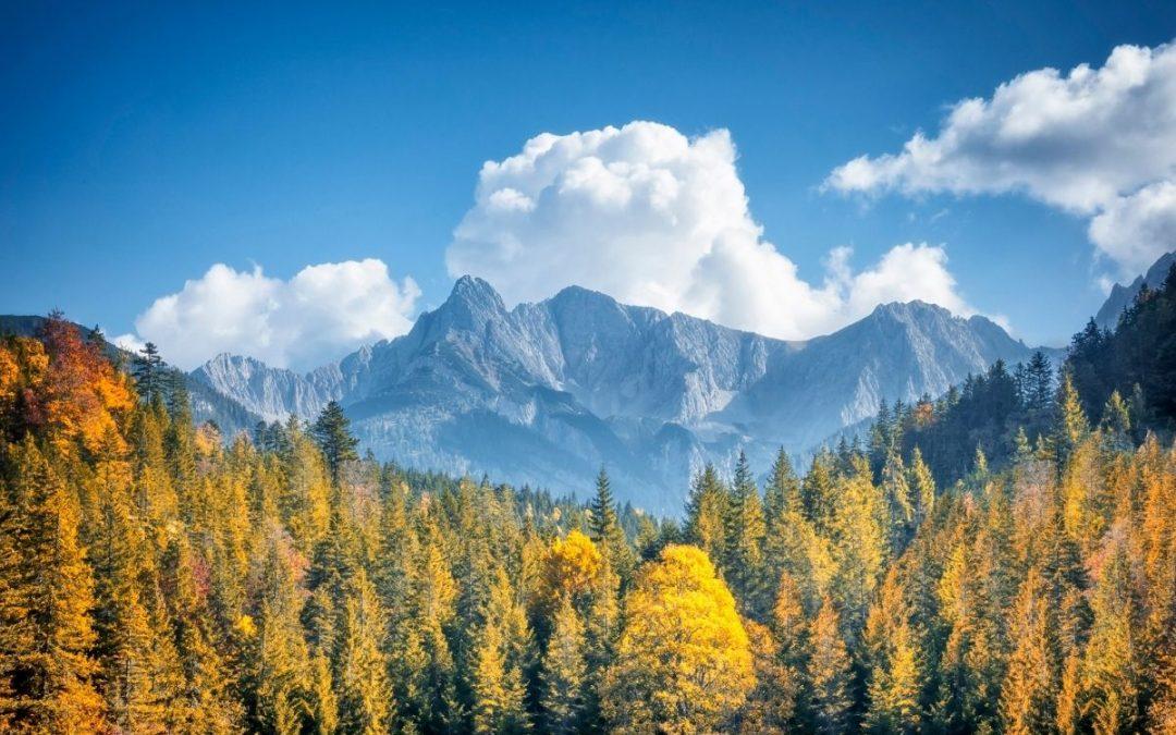 L'automne au pays du Mont-Blanc, la meilleure saison ?