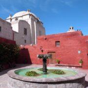 Trek Sud Pérou jour 2- couvent Santa Catalina Arequipa