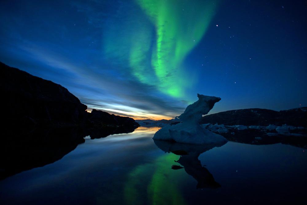 Randonnée Groenland Watse