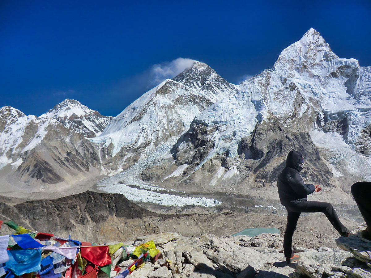 matériel et vêtements trek népal
