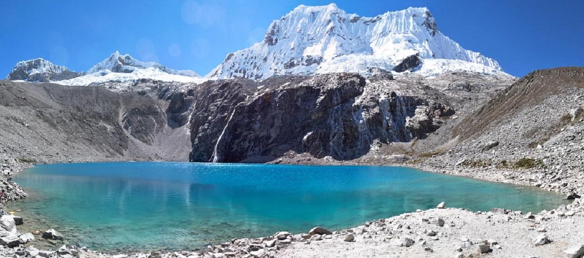 Laguna 69 - randonnée en Cordillère Blanche au Pérou