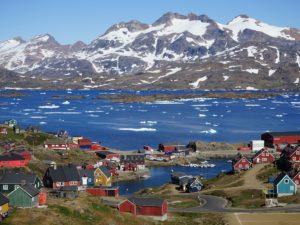 Voyage trekking au groenland - fjords de l'est - watse