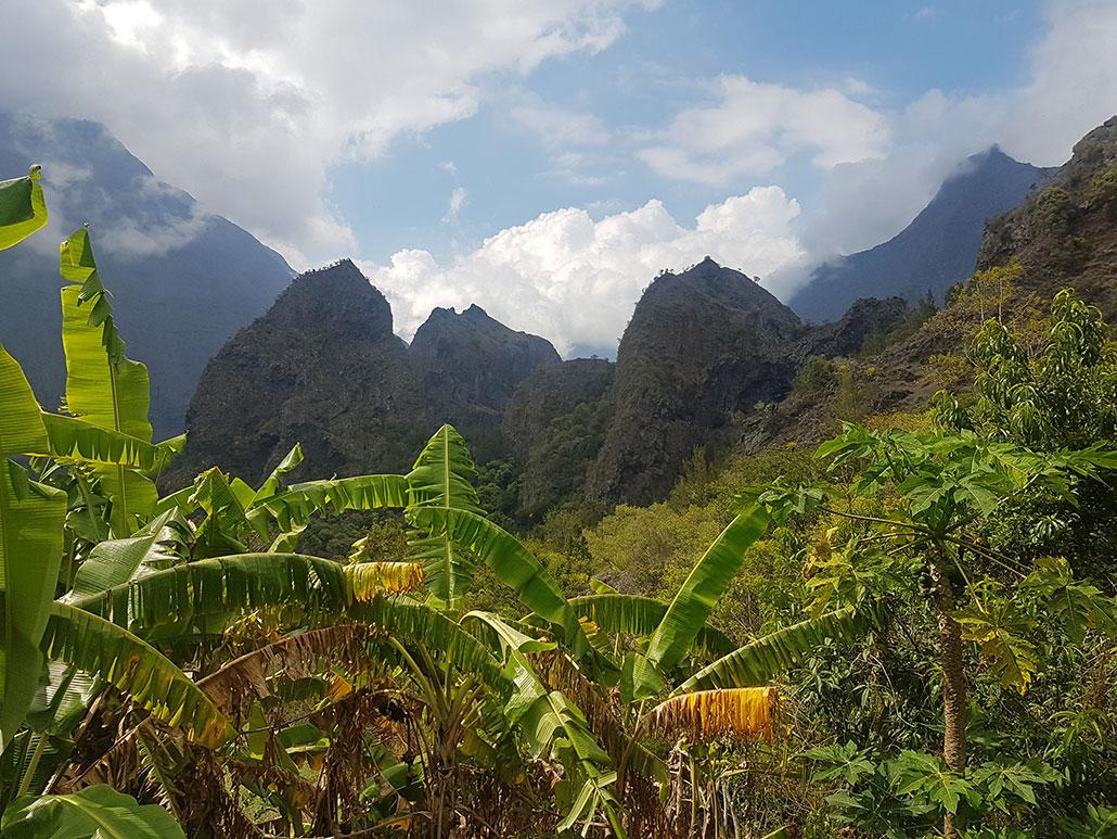 Cirque de Mafate - île de la Réunion