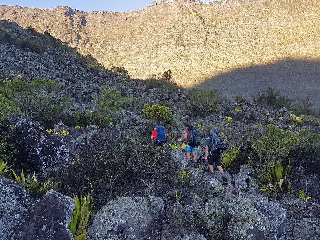 Trek à la Réunion - sentiers volcaniques