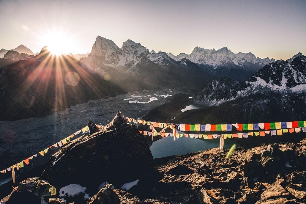 Préparer un trek au Népal dans la région de l'Everest Khumbu