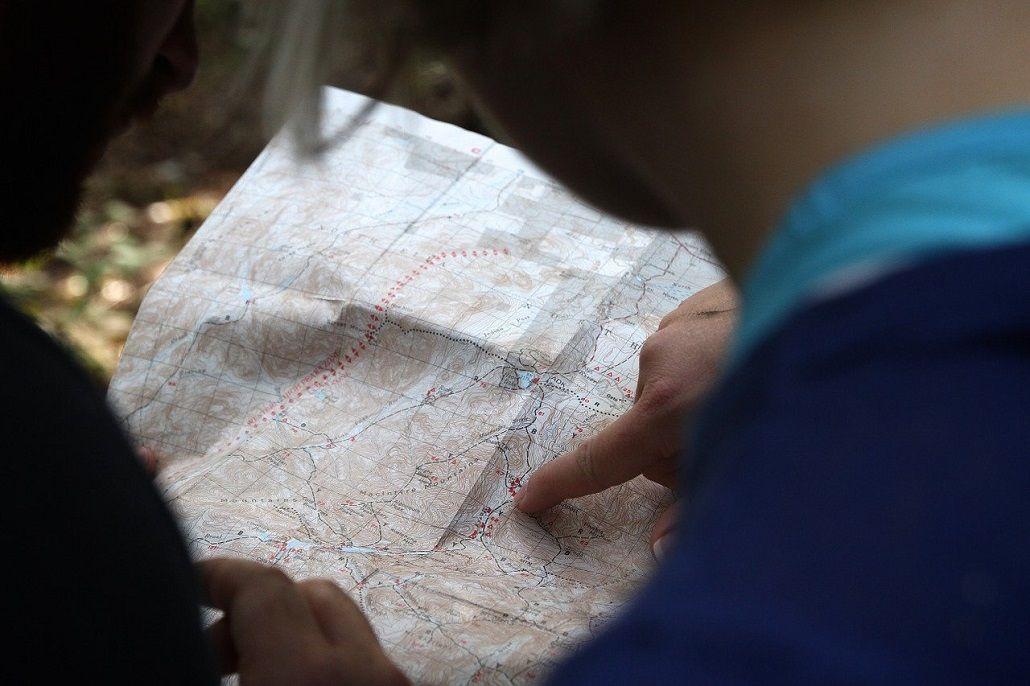 choisir un trek - l'itinéraire