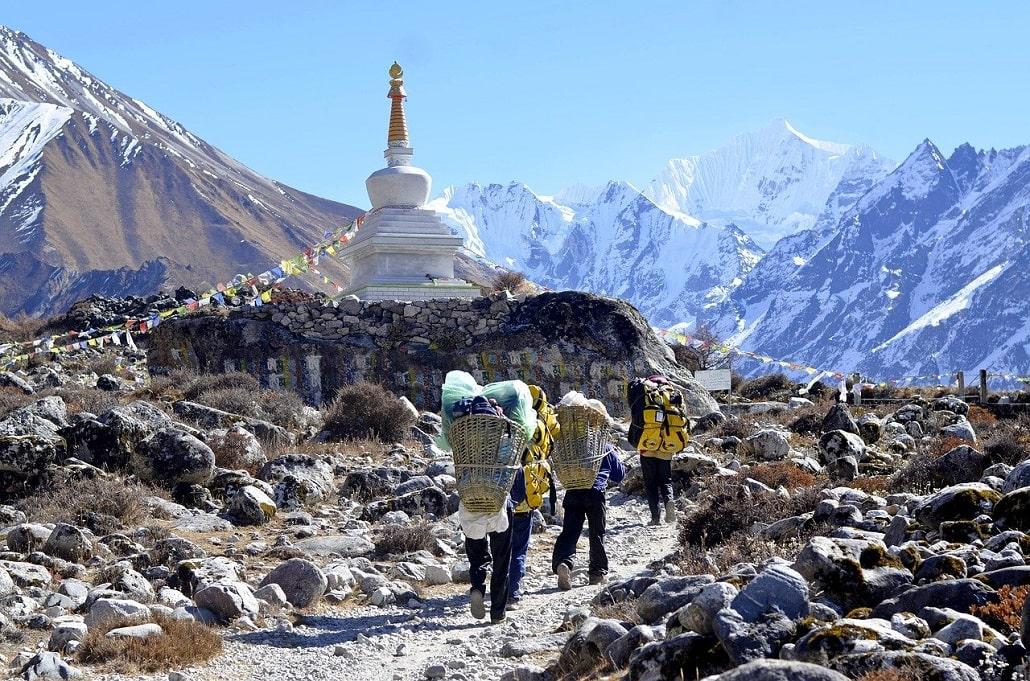 préparer un trek au népal avec une agence