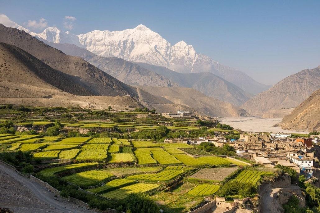 Préparer un trek au népal mustang
