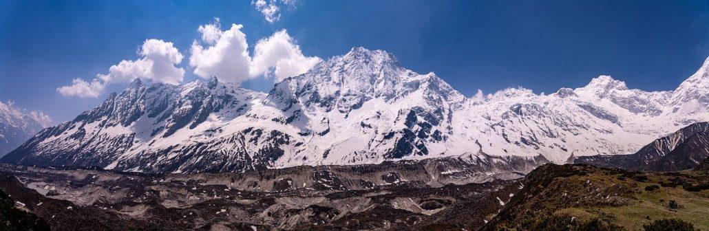 Panorama trek nepal