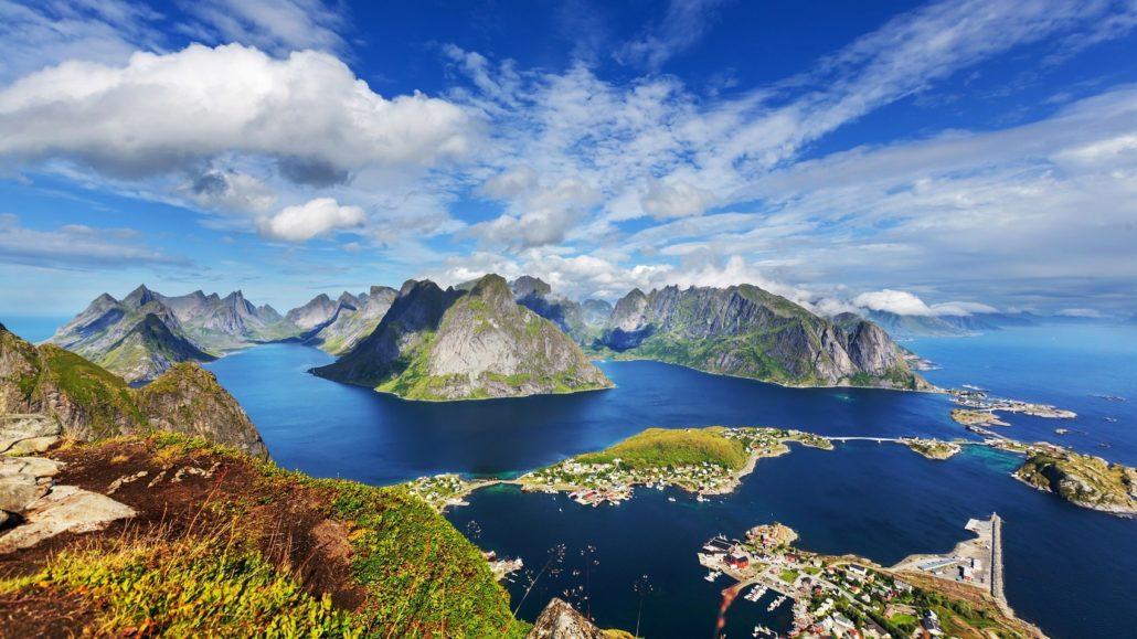 voyage norvège iles lofoten randonnée et trek