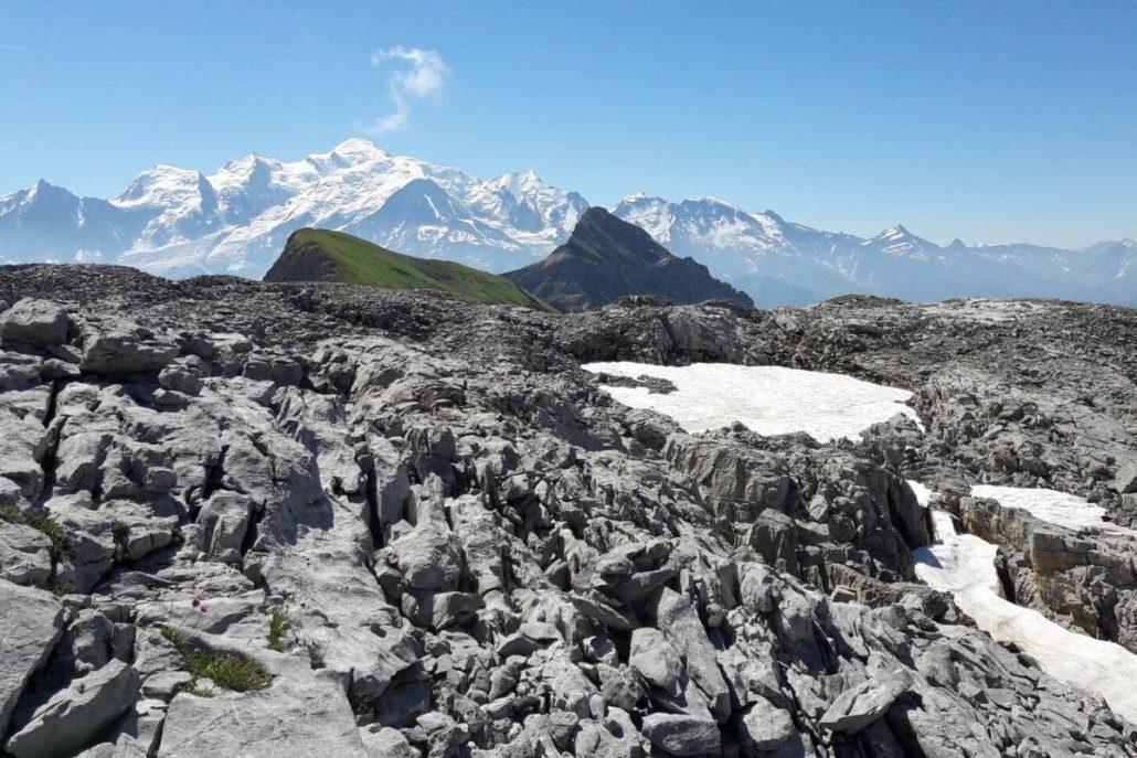 Désert de Platé - Grand Tour du Valais Haut Giffre