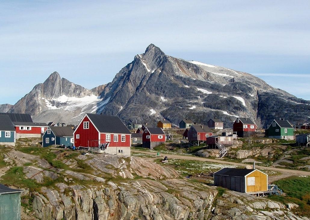 Kummiut est Groenland