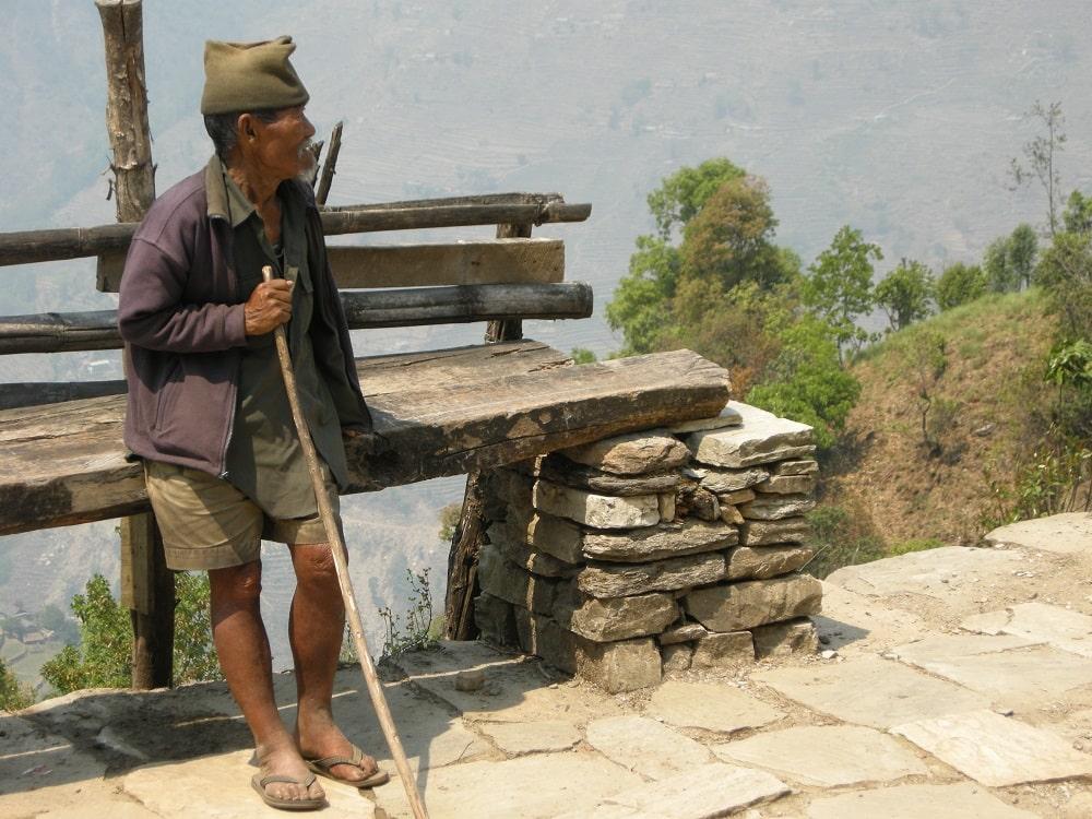 Berger des Annapurna - rencontre voyage trekking Népal