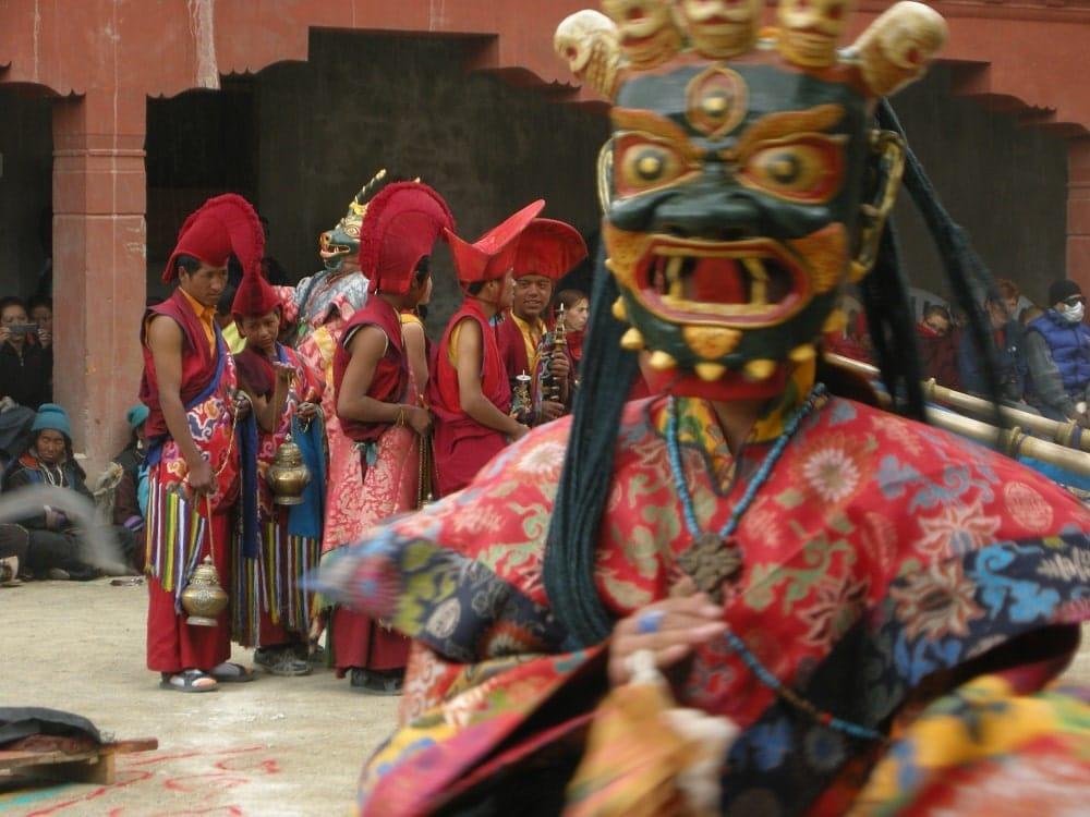 Festival du Ladakh - Inde - trek en Inde Zanskar