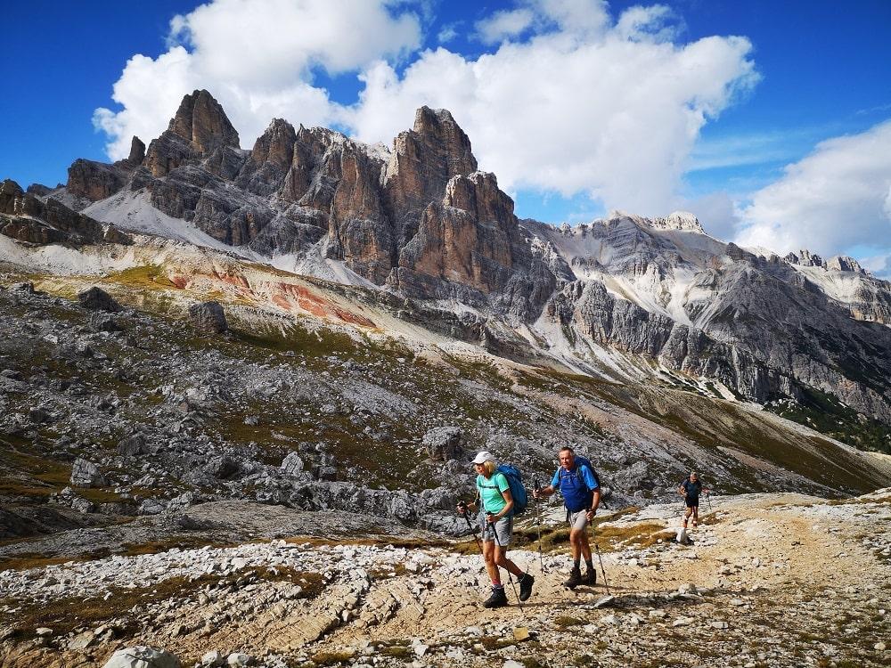 Randonnée Dolomites - Tofanes