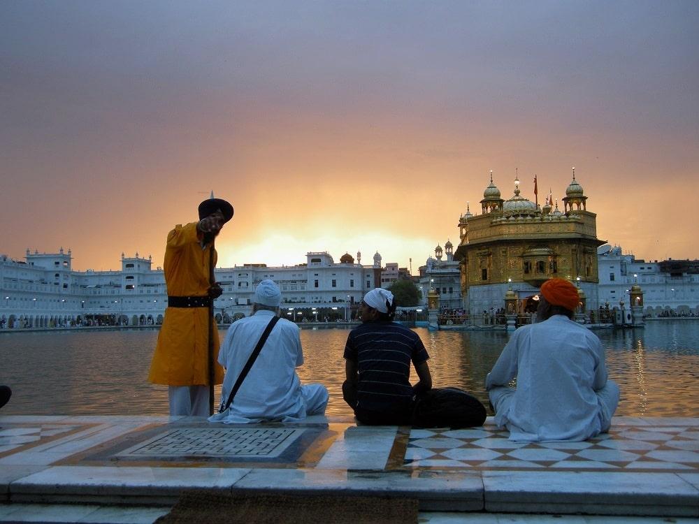 Temple d'Or d'Amritsar - Voyage en Inde