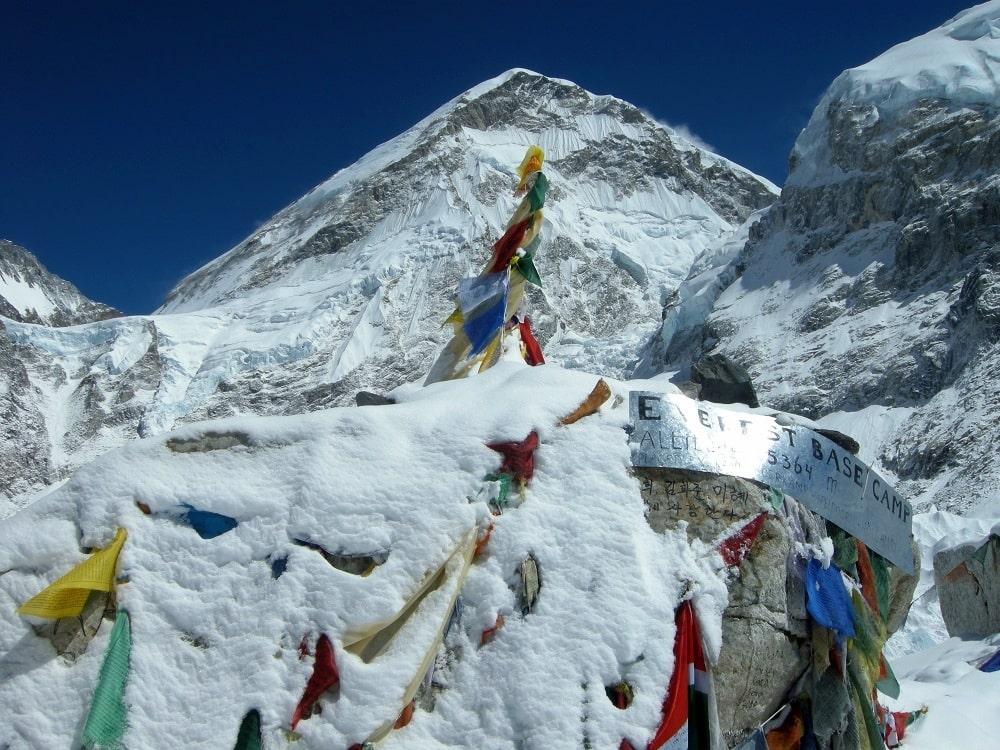 Trek au Camp de Base de l_Everest - agence de trek au Népal Watse
