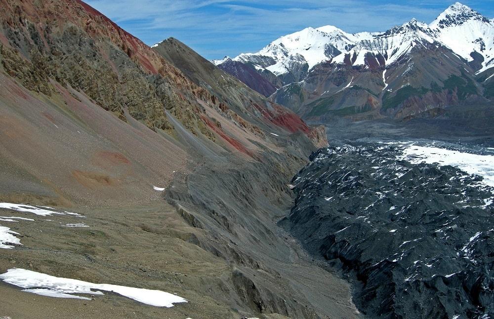 Trek au Camp de base du Pic Lenine - Kirghizistan