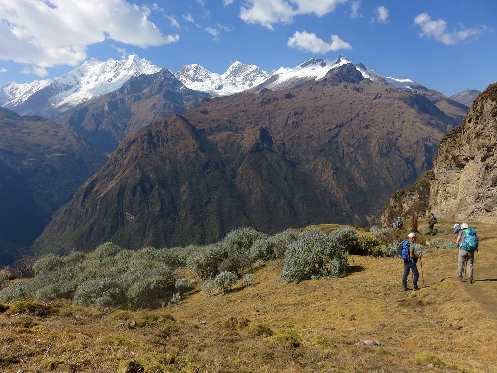 Trek au Pérou à Vilcabamba - agence trek Pérou Watse