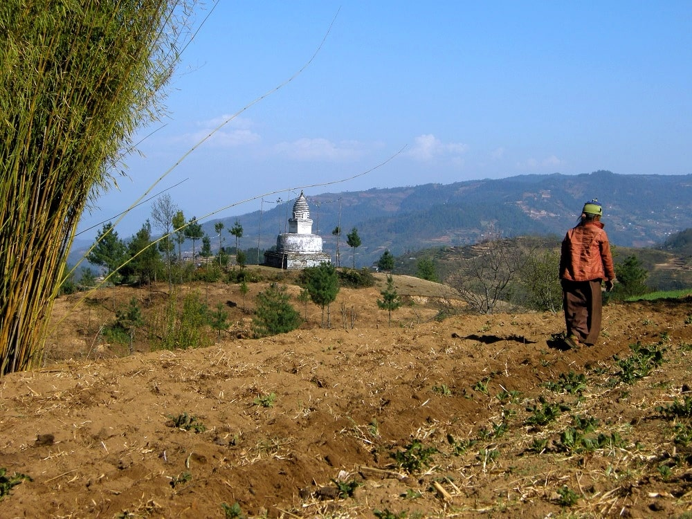 Trek de village au Solukhumbu