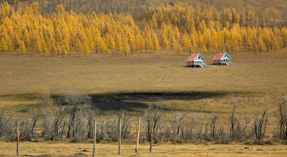 Trek en Mongolie, Gorkhi - Terlej