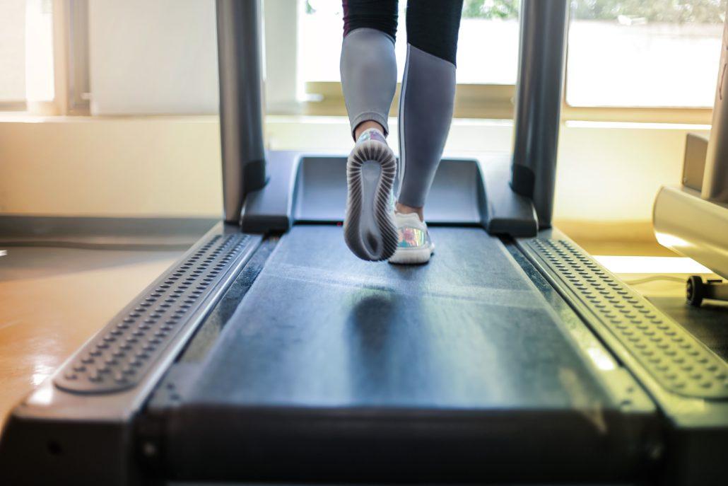 tapis de course - préparation physique trek