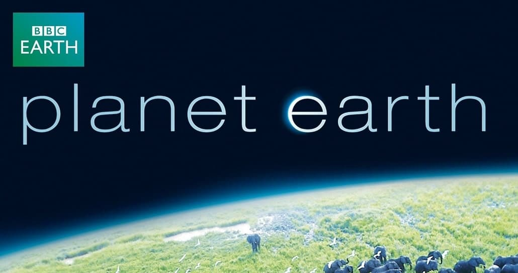 planet earth - documentaire bbc