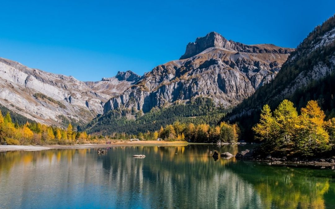 Trekking : le Grand Tour du Valais et du Haut-Giffre – Suisse