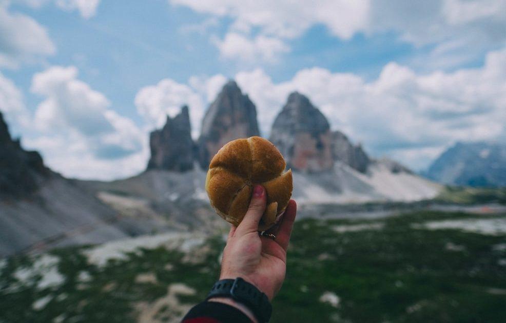 manger en randonnée - alimentation randonnée - repas randonnée - nourriture randonnée