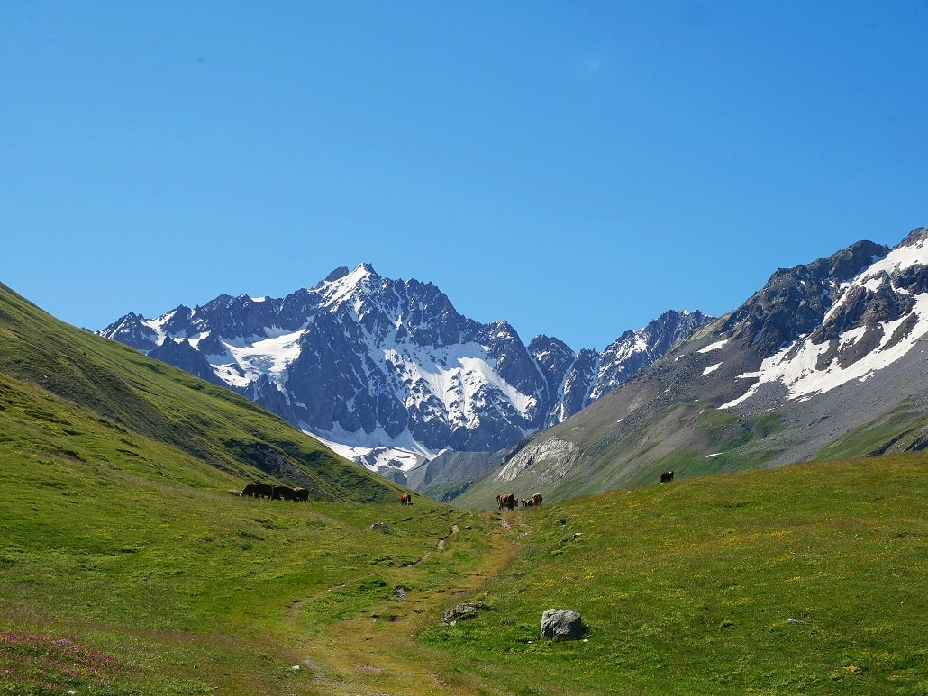 Alpe de Villar d'Arène GR54